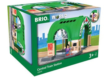 BRIO - Destination - Central Train Station BRI33649