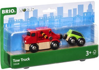 BRIO - Vehicle Tow Truck and Car BRI33528