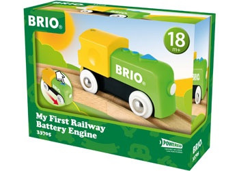 BRIO - My First Railway Battery Engine BRI33705