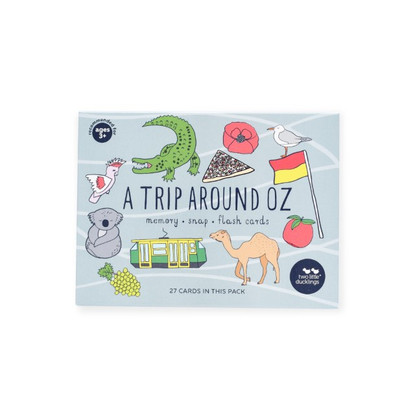 A Trip Around Oz Snap and Memory Game (Boxed) - Two Little Ducklings