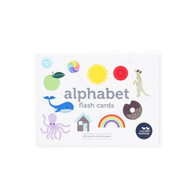 Alphabet flash cards (Boxed) - Two little Ducklings