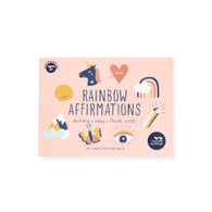Rainbow Affirmations Snap and Memory Game (Boxed) - Two Little Ducklings