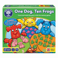 Orchard Game - One Dog, Ten Frogs OC066N