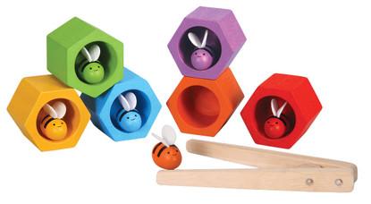 Plan Toys - Beehives PT4125