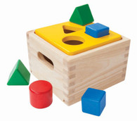 Plan Toys - Shape & Sort It Out PT9430