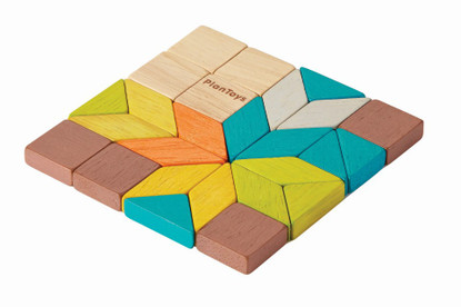 Plan Toys Mini Games - Mosaic PT4131