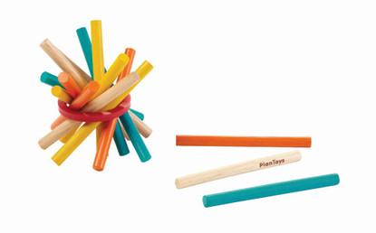 Plan Toys Mini Games - Pick-Up Sticks PT4127