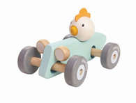 PlanToys - Chicken Racing Car PT5716