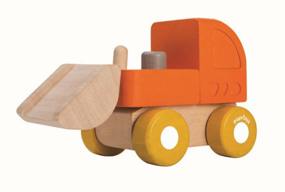 PlanToys - Mini Bulldozer PT5441