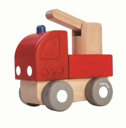 PlanToys - Mini Fire Engine PT5438