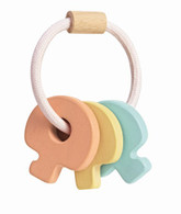 PlanToys - Key Rattle - Pastel PT5251