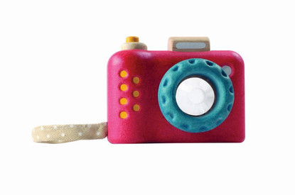 Plan Toys - My First Camera PT5633