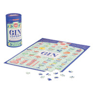 Gin Lovers Jigsaw Puzzle 500 pieces box and puzzle