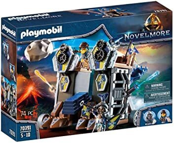 Playmobil - Novelmore Mobile Fortress