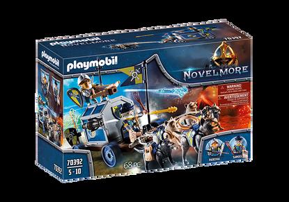 Playmobil - Novelmore Treasure Transport PMB70392