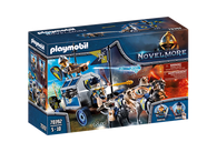 Playmobil - Novelmore Treasure Transport PMB70392