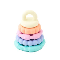 Jellystone Designs - Rainbow Stacking toy PASTEL