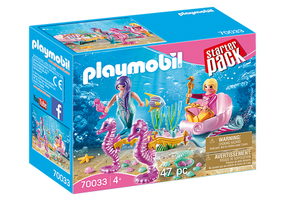 Playmobil - Seahorse Carriage Starter Pack PMB70033
