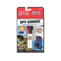 Melisssa & Doug - On The Go - Spy Games! MND30170