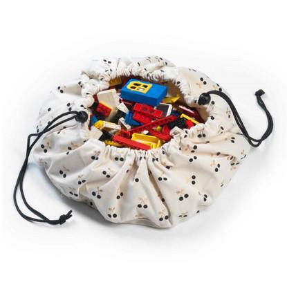 Play&Go - Mini Storage Bag - Cherry Gold - 40cm PNG803