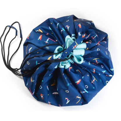 Play&Go - Toy Storage Bag - Outdoor Surf - 140cm PNG603