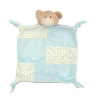 Ruffles Blue Bunny Comforter 25 cm