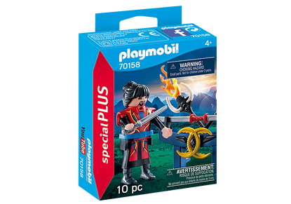 Playmobil - Warrior - Special Plus PMB70158