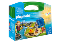 Playmobil - Camping Carry Case PMB9323