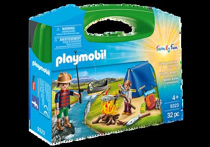 Playmobil - Camping Carry Case PMB9323