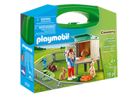Playmobil - Bunny Barn Carry Case PMB9104