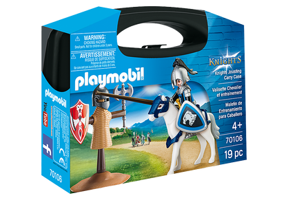 Playmobil - Classic Knights Carry Case PMB70106