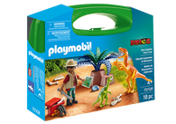 Playmobil - Dino explorer Carry Case PMB70108