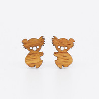 Koala Stud Earrings - Buttonworks