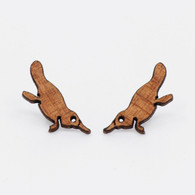 Platypus Stud Earrings - Buttonworks