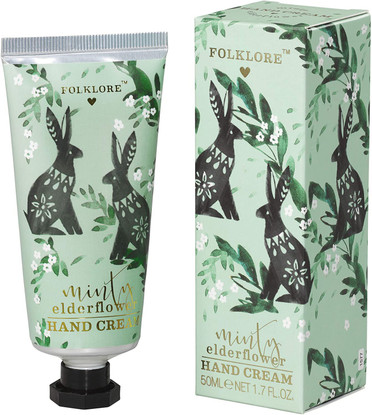 Folklore Hand Cream - Minty Elderflower 50ml