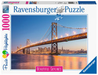 Ravensburger - San Francisco 1000pc RB14083-1 Box
