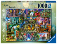 Ravensburger - Myths and Legends 1000pc RB16479-0 Box