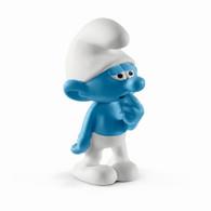 Schleich-Clumsy Smurf SC20810