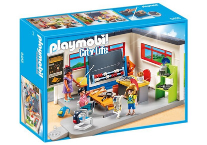 Playmobil - City Life - History Class PMB9455