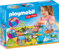 Playmobil - Fairy Garden Play Map PMB9330 boxed