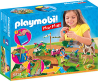Playmobil - Pony Walk Play Map PMB9331 boxed