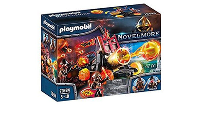 Playmobil - Burnham Raiders Lava Catapult PMB70394
