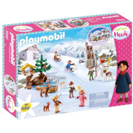 Playmobil - Heidi's Winter Wonderland PMB70261