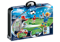 Playmobil - Take Along Soccer Arena PMB70244 (4008789702449)