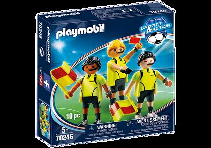 Playmobil - Referees PMB70246