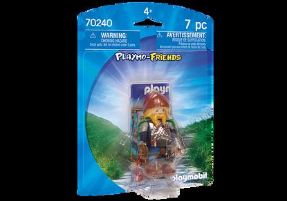 Playmobil - Dwarf Fighter PMB70240