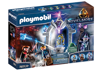 Playmobil - Temple of Time PMB70223