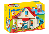 Playmobil 1.2.3 - Family Home PMB70129