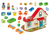 Playmobil 1.2.3 - Family Home PMB70129 whats in the box