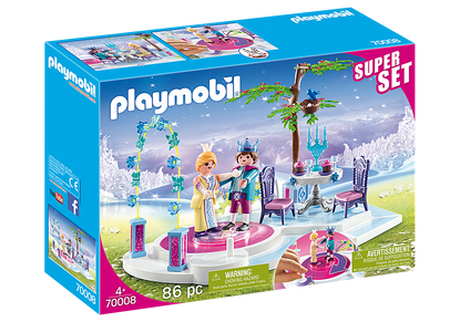 Playmobil - SuperSet Royal Ball PMB70008